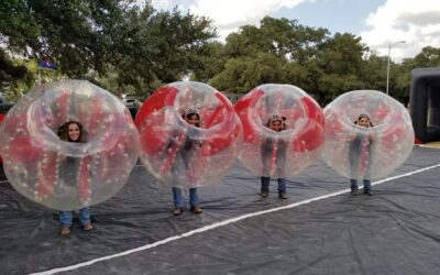 """Everything I do is for them"", an interview with Lee Martinez of Alamo Knockerball in Hondo, TX"
