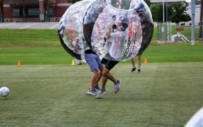 Knockerball Connects and Unites Through Movement and Laughter